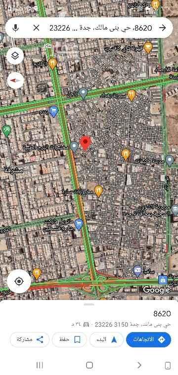 عمارة للإيجار في حي بنى مالك ، جدة ، جدة