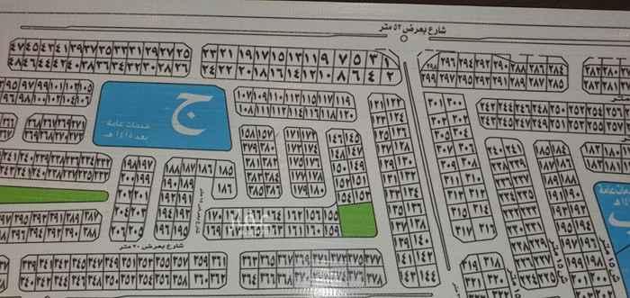 أرض للبيع في شارع الشريف غالب بن مساعد ، حي الزمرد ، جدة ، جدة