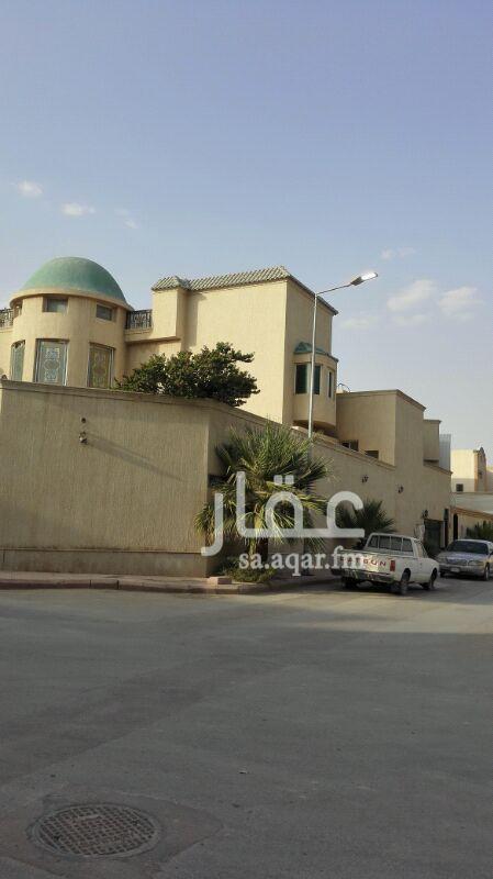 فيلا للبيع في شارع نهر الفرات الاعلى ، حي الشهداء ، الرياض