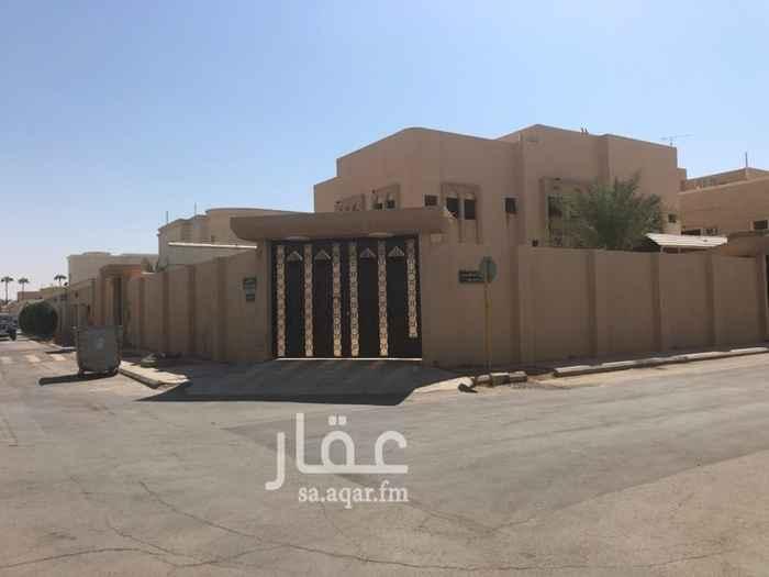 فيلا للبيع في شارع القاضي ، حي الملك فهد ، الرياض ، الرياض