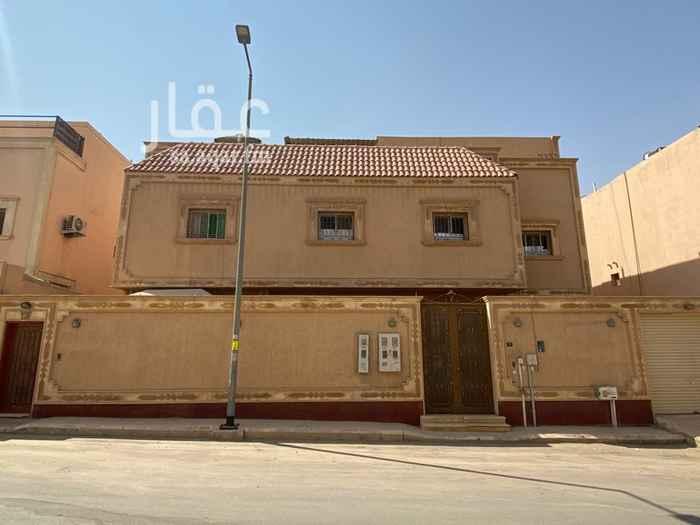 شقة للإيجار في شارع زهير بن المسيب ، حي الربوة ، الرياض
