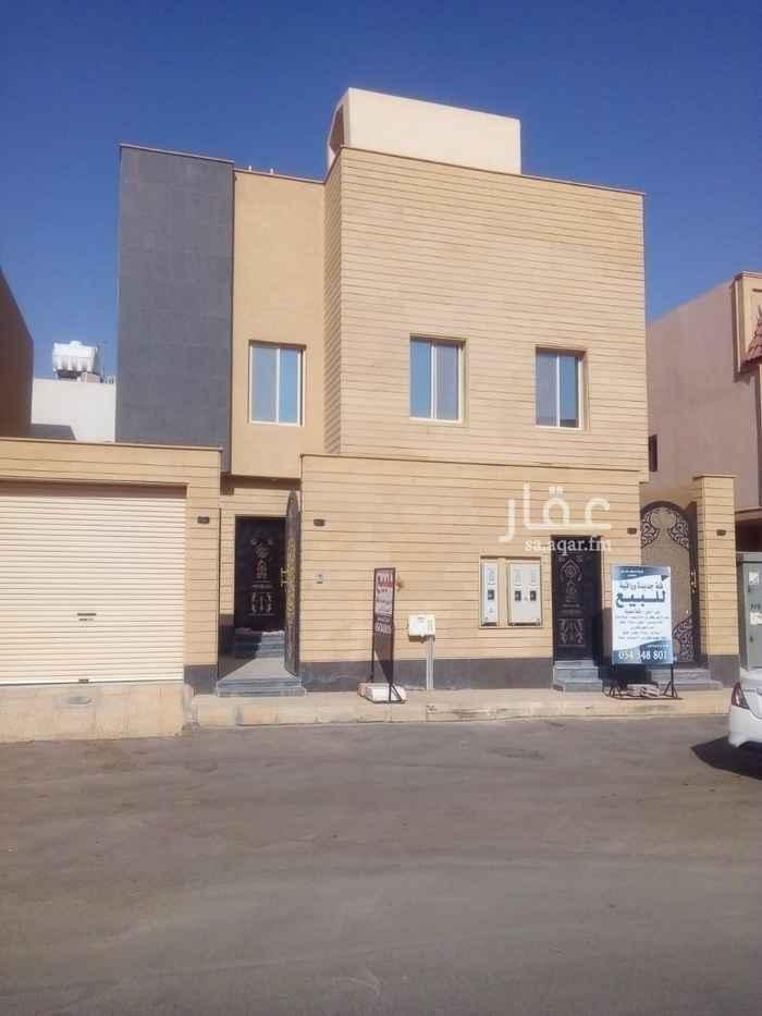 فيلا للبيع في شارع بارق ، حي الصحافة ، الرياض