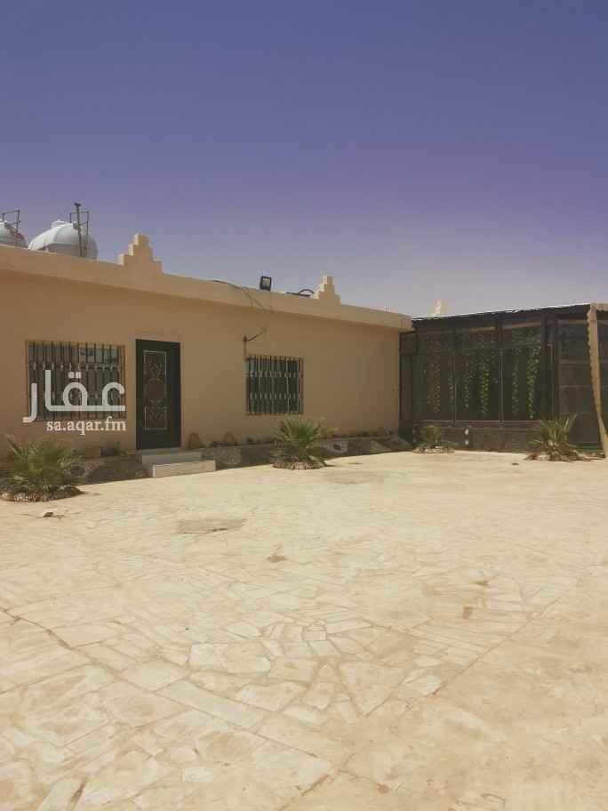 استراحة للبيع في طريق الملك فيصل ، حي الهدا ، محافظة المزاحمية ، المزاحمية
