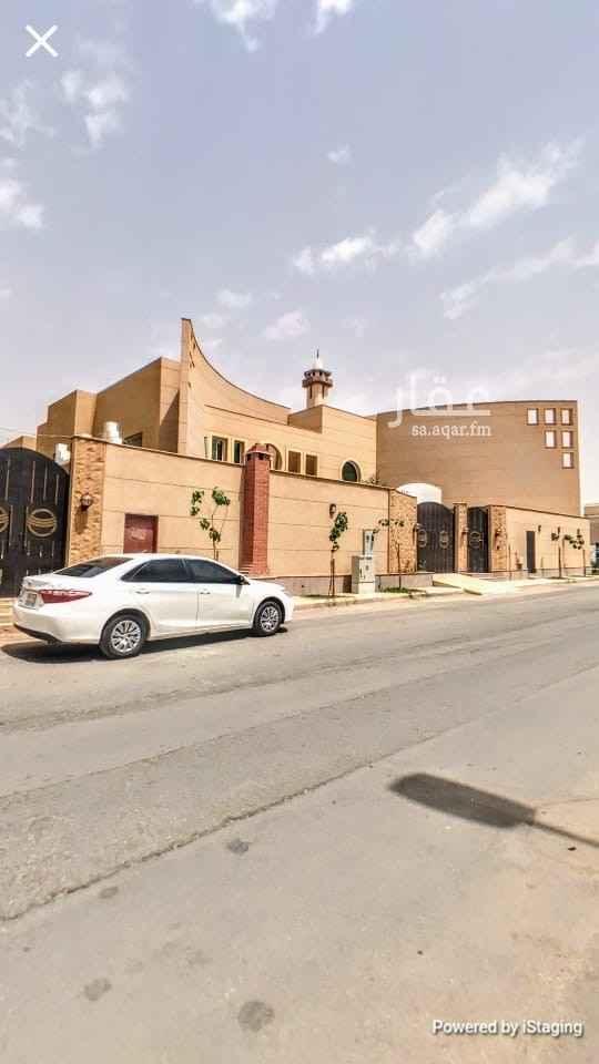 فيلا للبيع في طريق عثمان بن عفان ، حي الفلاح ، الرياض ، الرياض