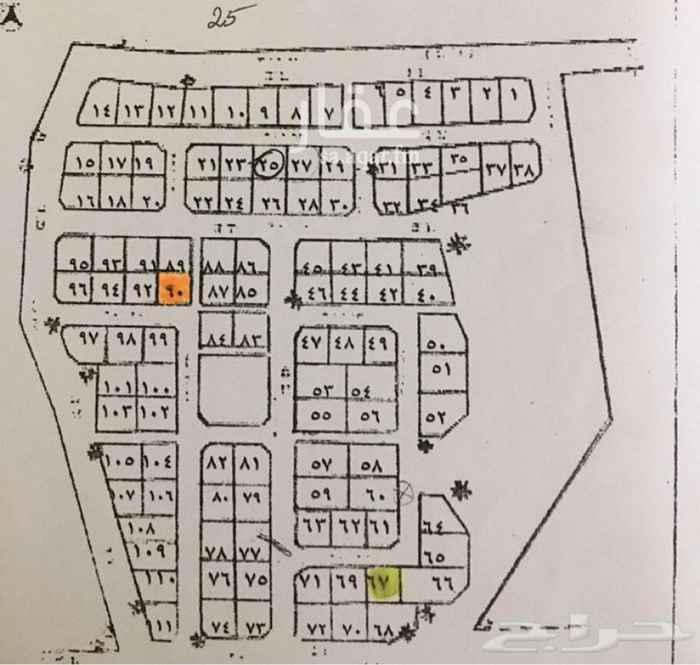 أرض للبيع في حي حجله ، خميس مشيط ، أبهــــا
