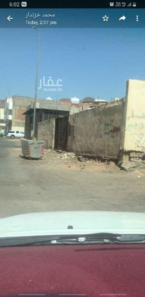 أرض للبيع في شارع سهل بن عمرو البخاري ، حي بني عبدالأشهل ، المدينة المنورة ، المدينة المنورة