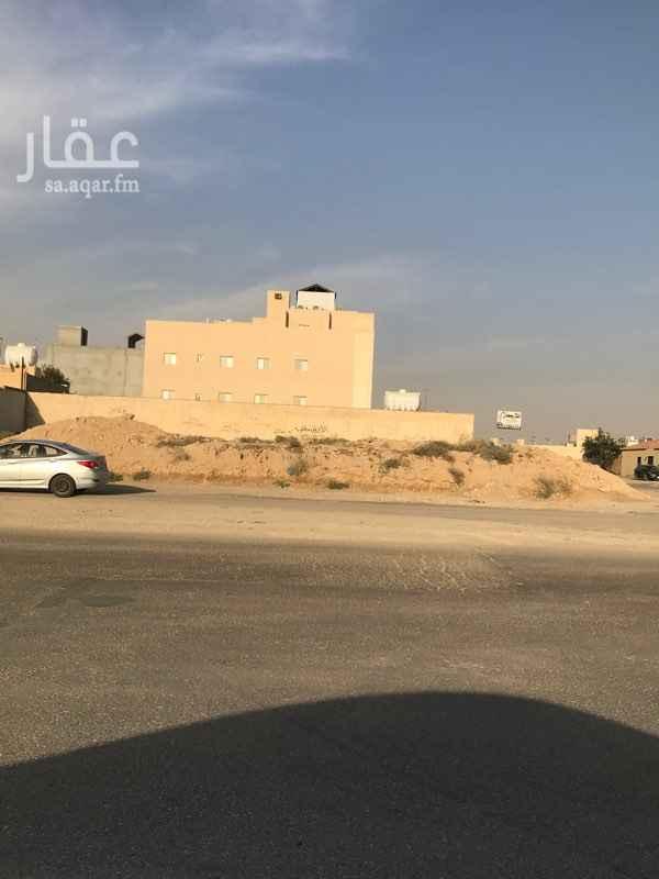 أرض للإيجار في شارع عقيل عطاس ، حي العارض ، الرياض ، الرياض