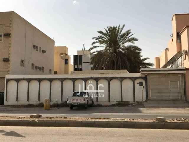 أرض للبيع في شارع الأطلال ، حي العقيق ، الرياض