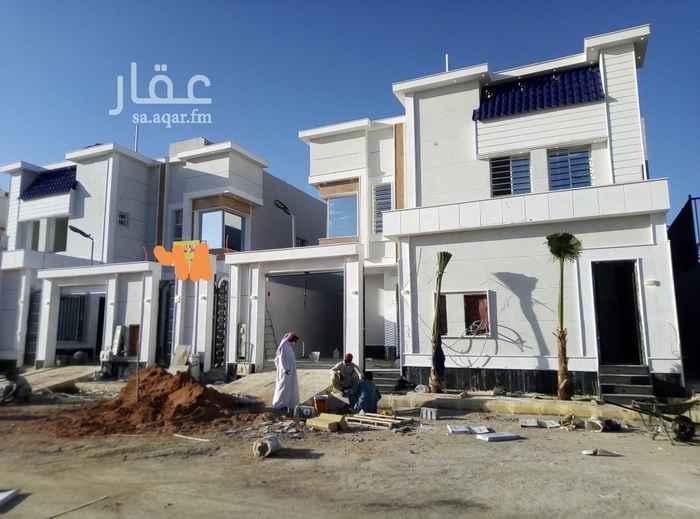فيلا للبيع في شارع عائش بن الصامت بن دريد ، حي ظهرة نمار ، الرياض ، الرياض
