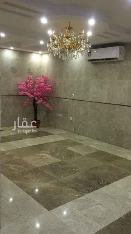 شقة للإيجار في شارع الرباب الانصارية ، حي النهضة ، جدة ، جدة
