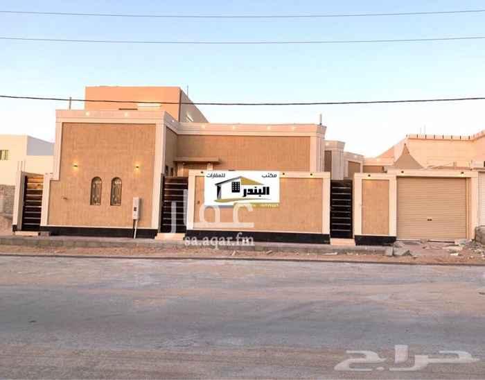 بيت للبيع في شارع عبداللة بن سهل ، حي الوادي ، حفر الباطن