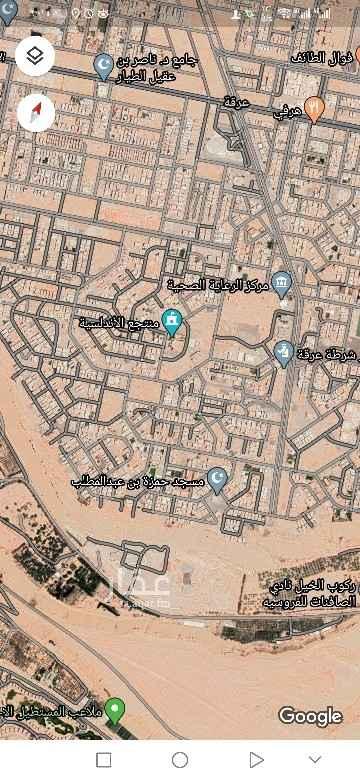 أرض للبيع في شارع الفلوة ، حي عرقة ، الرياض ، الرياض