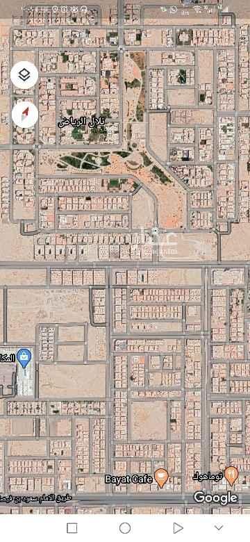 أرض للبيع في شارع الحصير ، حي الملقا ، الرياض ، الرياض