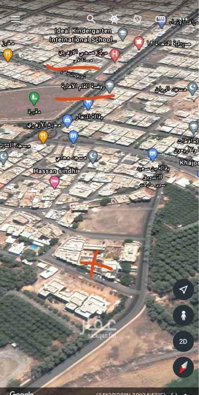 استراحة للبيع في شارع عبدالله بن منيب ، حي بئر عثمان ، المدينة المنورة ، المدينة المنورة
