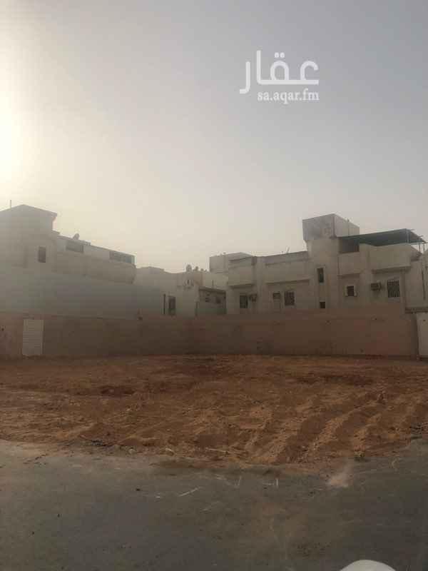 أرض للبيع في شارع عيسى بن عاتك ، حي الريان ، الرياض ، الرياض
