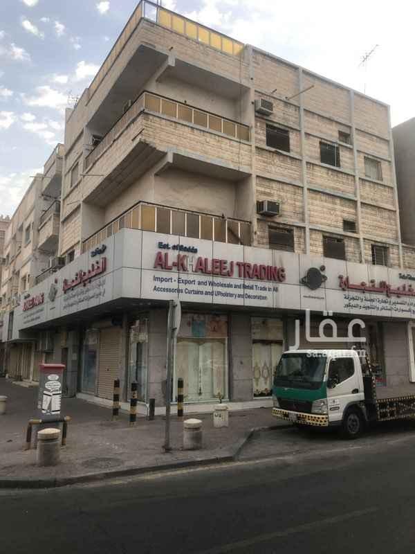 عمارة للبيع في شارع الملك خالد ، حي السوق ، الدمام