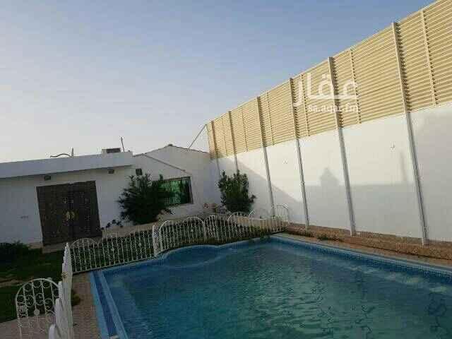 استراحة للإيجار في حي الملك فهد ، المدينة المنورة