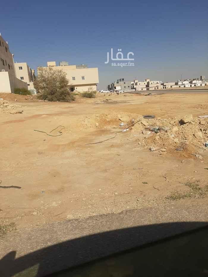 أرض للبيع في شارع عبدالواحد بن عبدالله النصري ، حي طويق ، الرياض ، الرياض