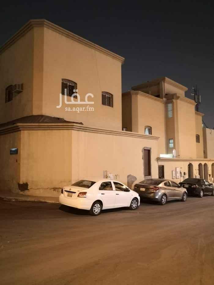 شقة للإيجار في شارع سراج بن عبدالملك ، حي أم الحمام الغربي ، الرياض ، الرياض
