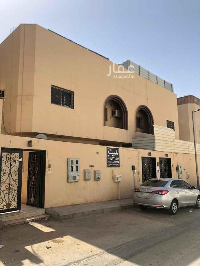دور للإيجار في شارع ابي الغنائم الكوفي ، حي أم الحمام الغربي ، الرياض ، الرياض