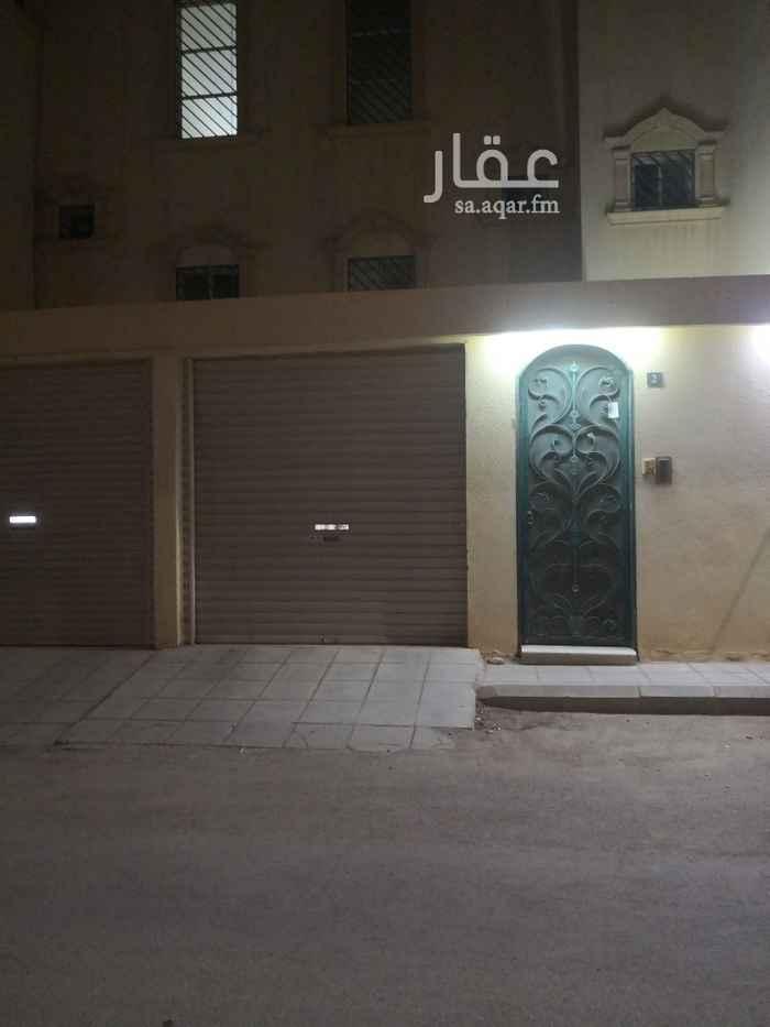 دور للإيجار في شارع زرارة بن احمد ، حي عرقة ، الرياض ، الرياض