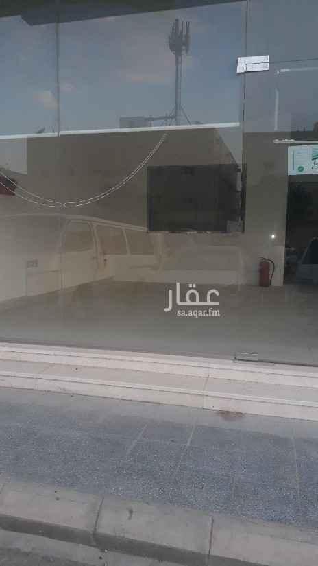 محل للإيجار في شارع الامير ناصر بن سعود بن فرحان ال سعود ، حي الصحافة ، الرياض