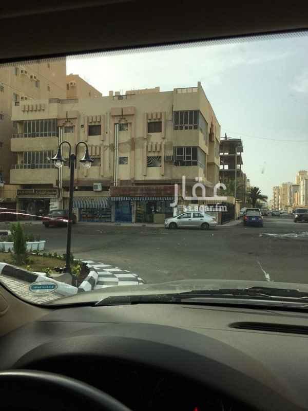 عمارة للإيجار في شارع الرازي ، حي البوادي ، جدة ، جدة