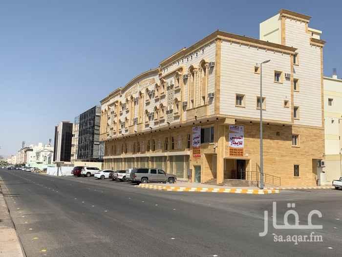 عمارة للإيجار في شارع خليد بن ابي عثمان الاموي ، حي العريض ، المدينة المنورة
