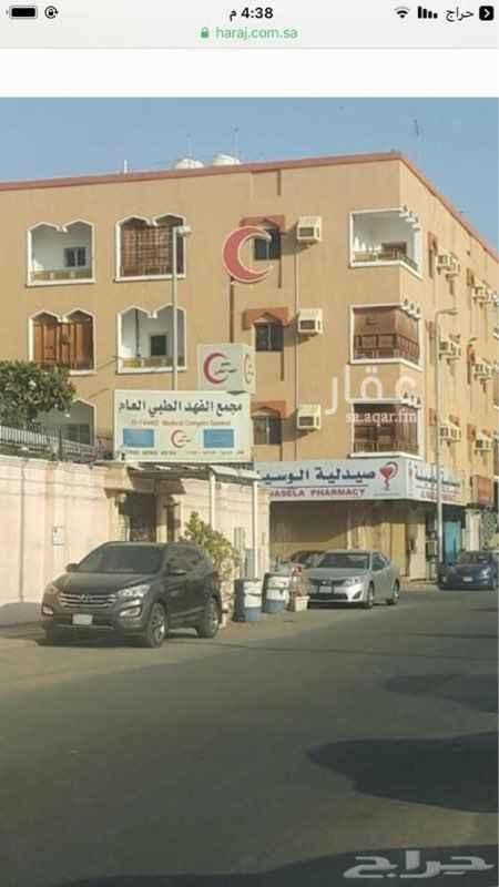 عمارة للبيع في شارع حماة الاسلام ، حي مدائن الفهد ، جدة ، جدة