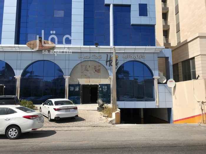 محل للإيجار في شارع بشار بن برد ، حي العليا ، الخبر ، الخبر