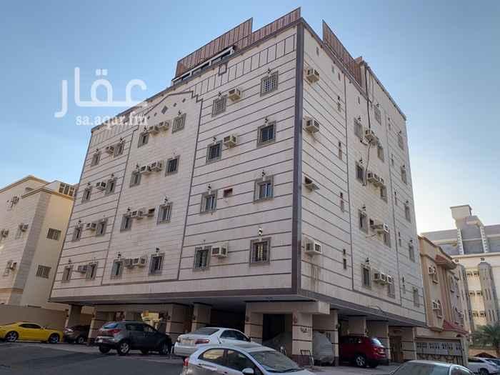 شقة للبيع في شارع عبدالله الصعيدي ، حي النسيم ، جدة ، جدة