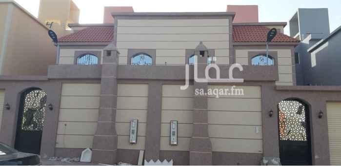 فيلا للبيع في شارع الخليفة المأمون ، حي عكاظ ، الرياض ، الرياض
