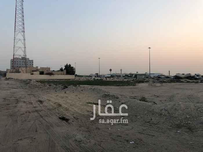 أرض للإيجار في طريق ابو حدرية ، حي المنار ، الدمام