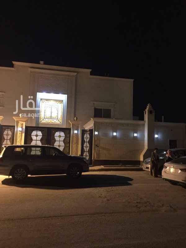 فيلا للبيع في شارع خليفه العتيبي, القيروان, الرياض