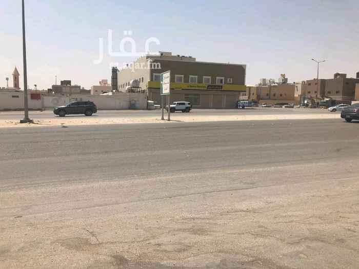 أرض للإيجار في طريق الأمير محمد بن سعد بن عبدالعزيز ، حي الملقا ، الرياض