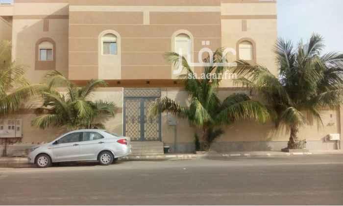 شقة للإيجار في شارع الجارود بن المعلى ، حي ابحر الجنوبية ، جدة