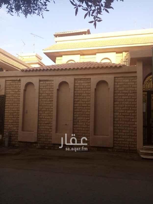 فيلا للبيع في شارع ابن المامون ، حي الملك فهد ، الرياض ، الرياض