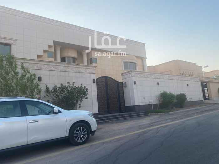 فيلا للإيجار في شارع العروبة ، حي الهدا ، الرياض ، الرياض