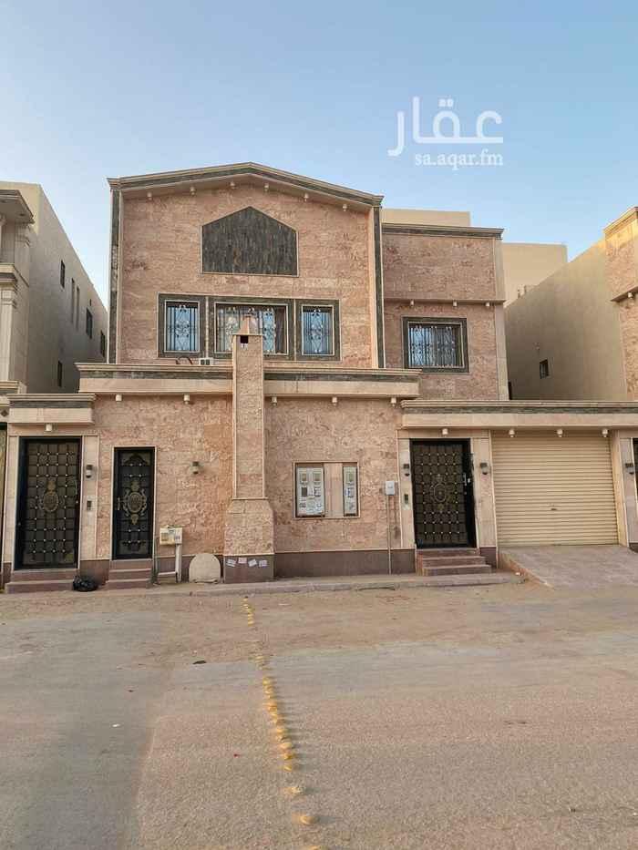 فيلا للبيع في شارع سعيد الحاجب ، حي الرمال ، الرياض