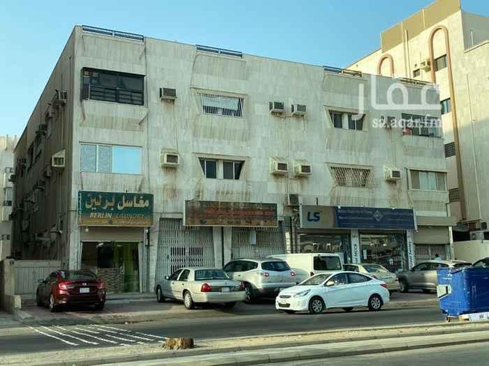 عمارة للبيع في شارع عبدالله القصبي ، حي العزيزية ، جدة ، جدة