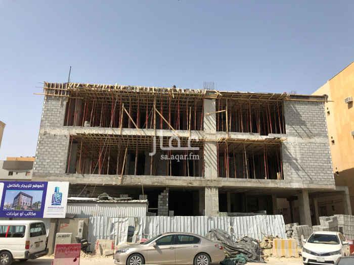 عمارة للإيجار في شارع نصر بن سيار ، الرياض ، الرياض
