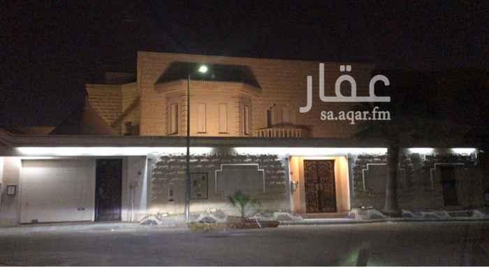 فيلا للإيجار في شارع رفاعة الطهطاوي ، حي الملك فهد ، الرياض ، الرياض