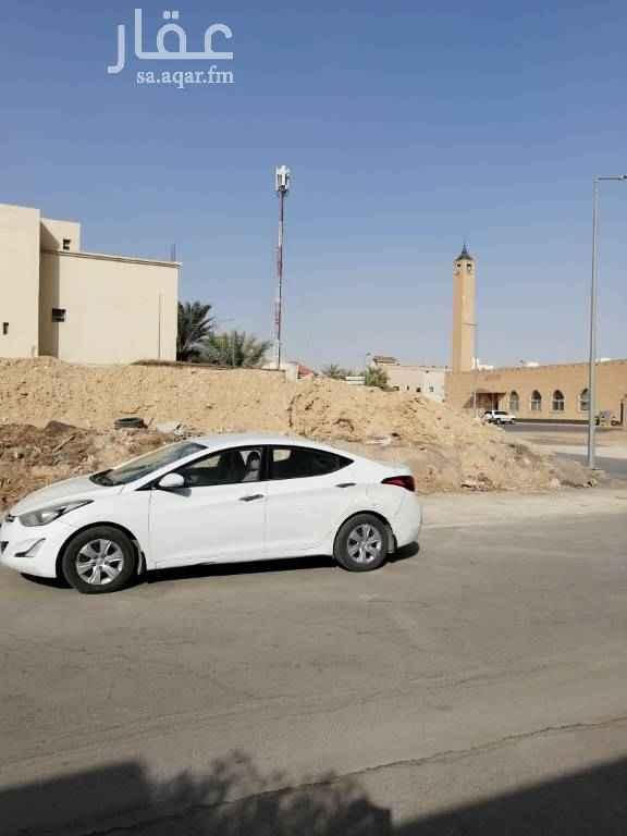 أرض للبيع في شارع العرقين ، حي الربيع ، الرياض