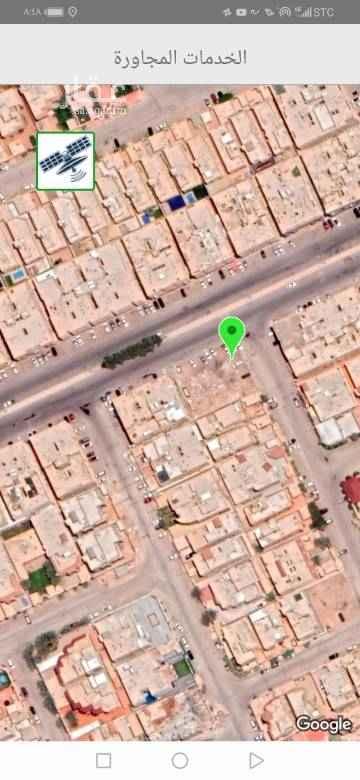 أرض للبيع في شارع حمد بن بسام ، حي الحمراء ، الرياض
