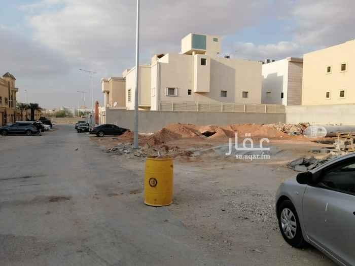 أرض للبيع في شارع الشهابي ، حي القيروان ، الرياض ، الرياض