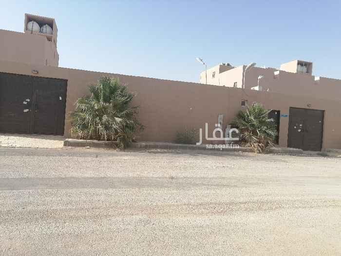استراحة للبيع في شارع عبدالواحد السلمي ، حي العارض ، الرياض ، الرياض