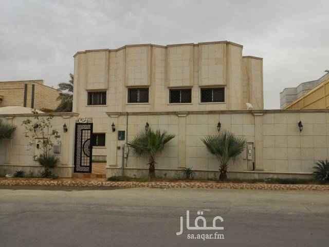 فيلا للبيع في شارع جلاجل ، حي النخيل ، الرياض