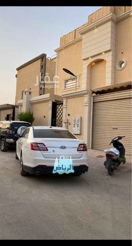 فيلا للبيع في شارع المصفاء ، حي ظهرة لبن ، الرياض