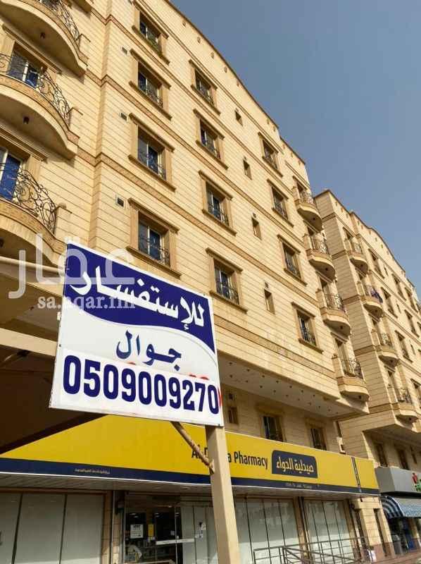 شقة للإيجار في شارع سعيد بن زقر ، حي مشرفة ، جدة ، جدة