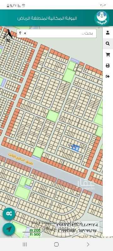 أرض للبيع في حي ، طريق النفود ، حي عريض ، الرياض ، الرياض